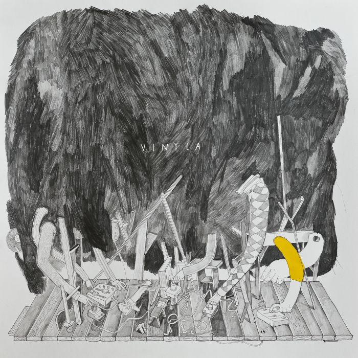 Obal Vinyla 2012: David Böhm a Jiří Franta