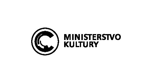 Ministerstvo kultury ČR - logo